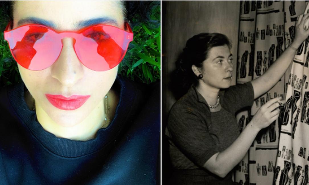 Em 2021, Marisa Monte lançará novo disco e Fayga Ostrower vai ganhar exposição para comemorar seu centenário Foto: Fotos de divulgação