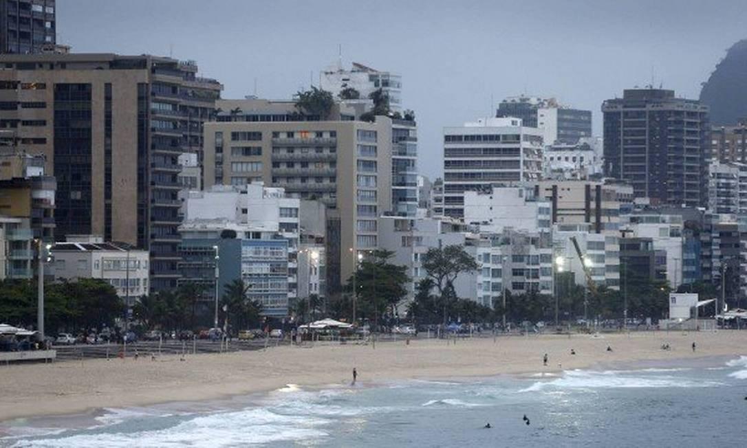 IPTU: desconto para pagamento à vista é de 7% no Rio Foto: Domingos Peixoto / Agência O Globo