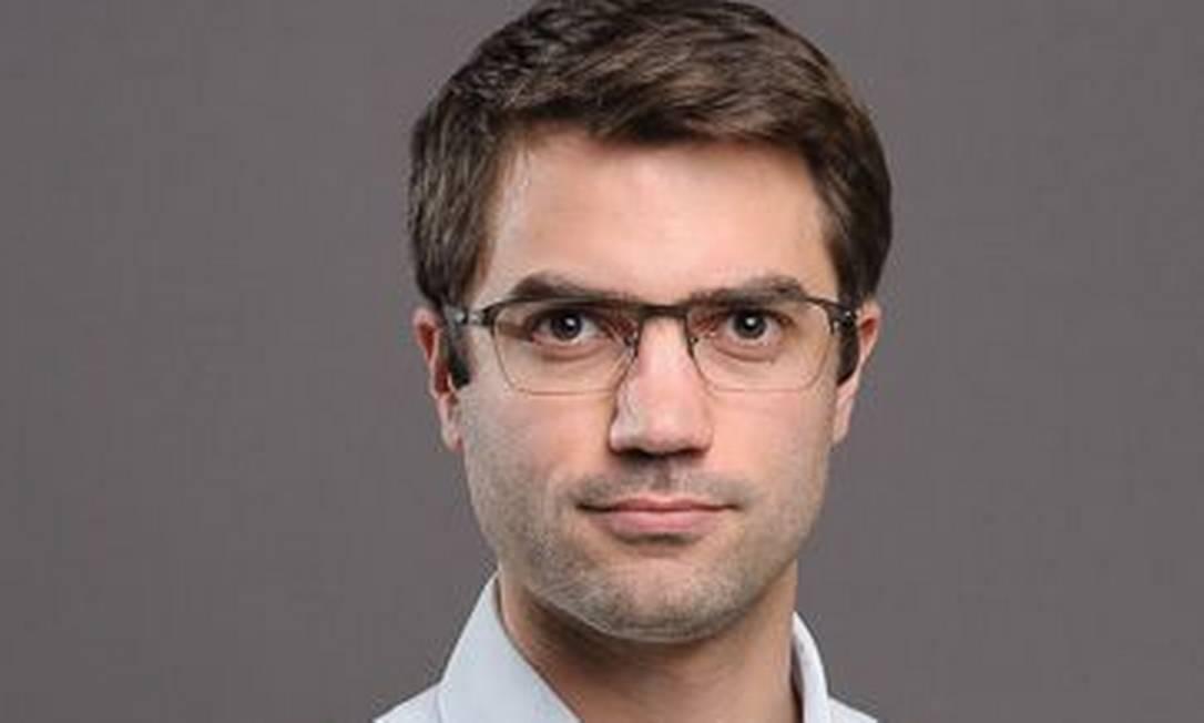 Ricardo Schnekenberg, médico pesquisador da Universidade de Oxford Foto: Universidade de Oxford