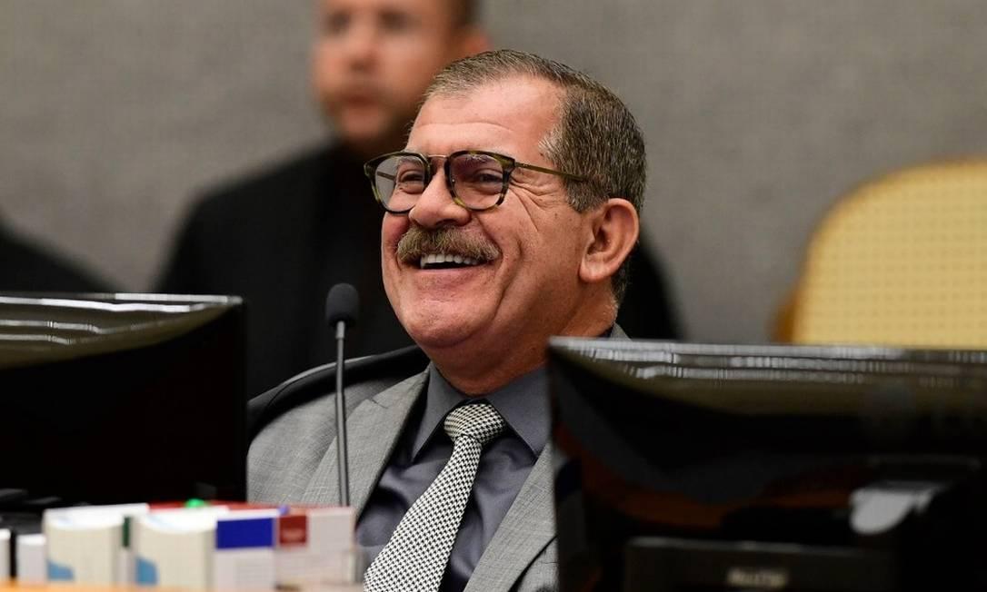 O presidente do STJ, ministro Humberto Martins Foto: Gustavo Lima/STJ