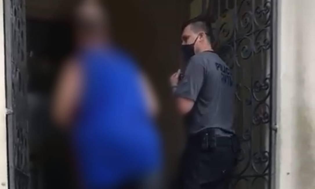 Homem de 53 anos foi preso acusado de estupro dos filhos trigêmeos Foto: Divulgação