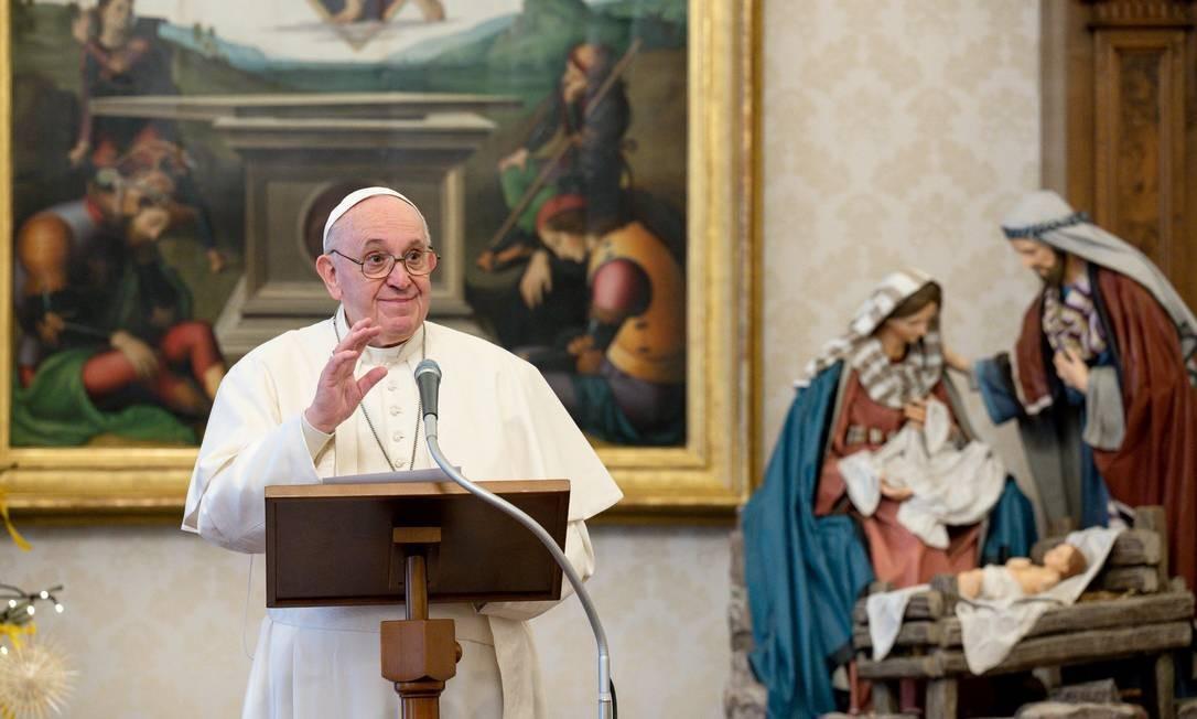 Papa anuncia que se vacinará na próxima semana e denuncia 'negacionismo  suicida' - Jornal O Globo