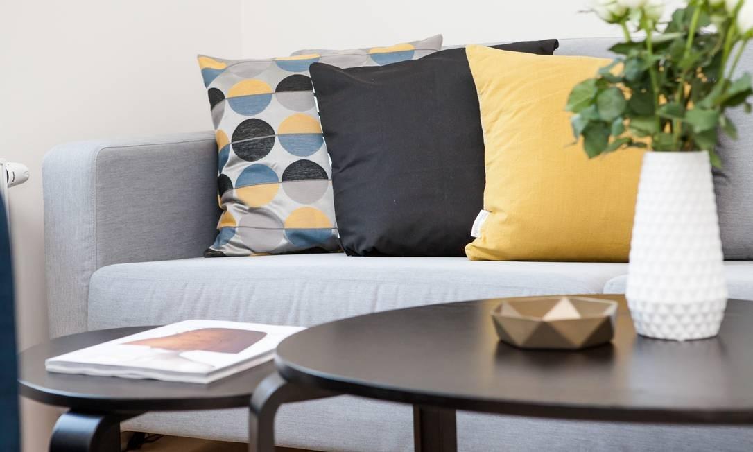 Amarelo e cinza são as cores do ano Foto: Pexels