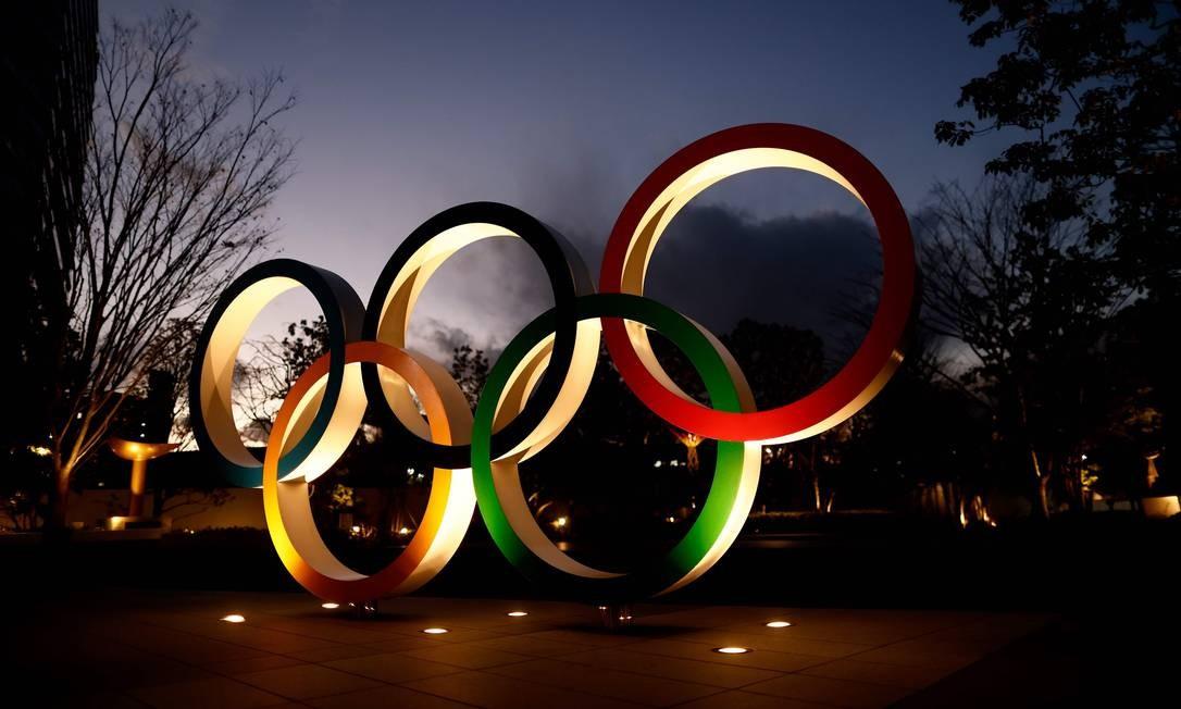 Faltam menos de 200 dias para a Olimpíada de Tóquio Foto: BEHROUZ MEHRI / AFP