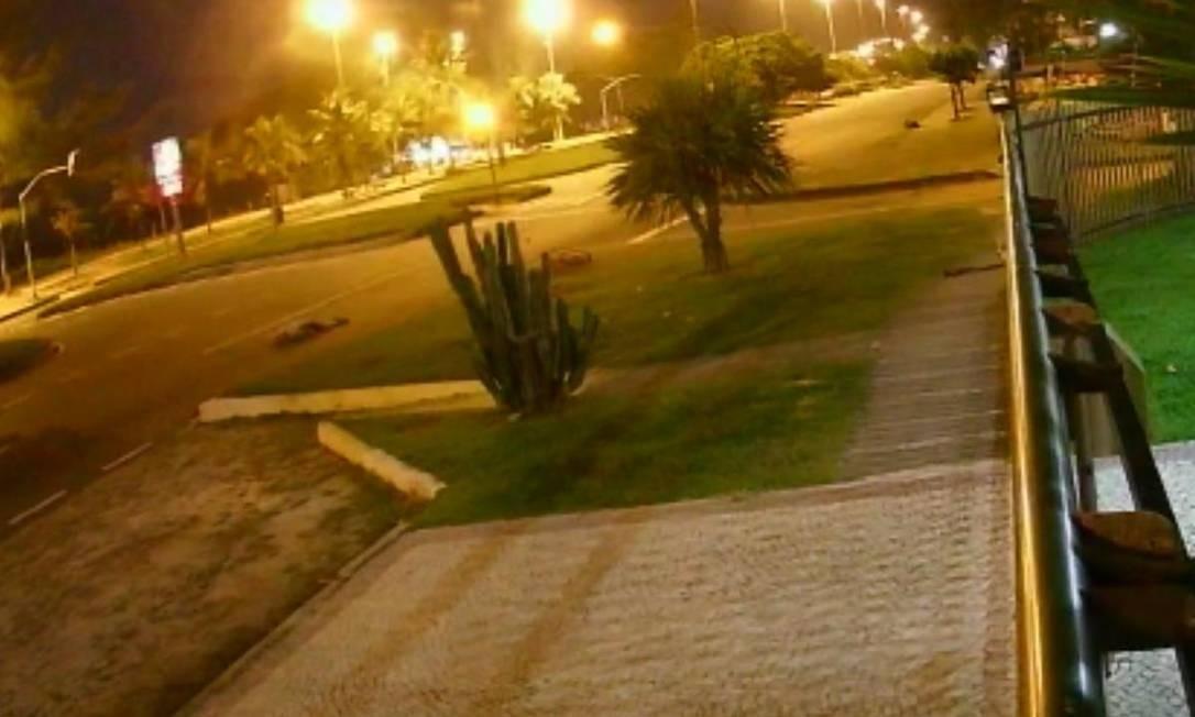 Cláudio Leite da Silva, de 57 anos, morreu ao ser atropelado Foto: Reprodução