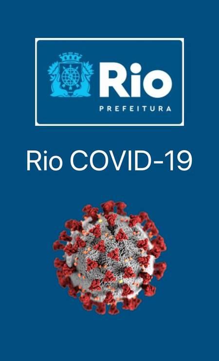 Aplicativo da prefeitura permite marcar teste para Covid-19 Foto: Reprodução