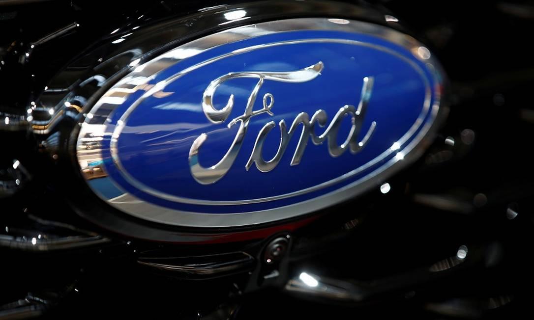 Ford: produção será encerrada no Brasil Foto: WOLFGANG RATTAY / REUTERS