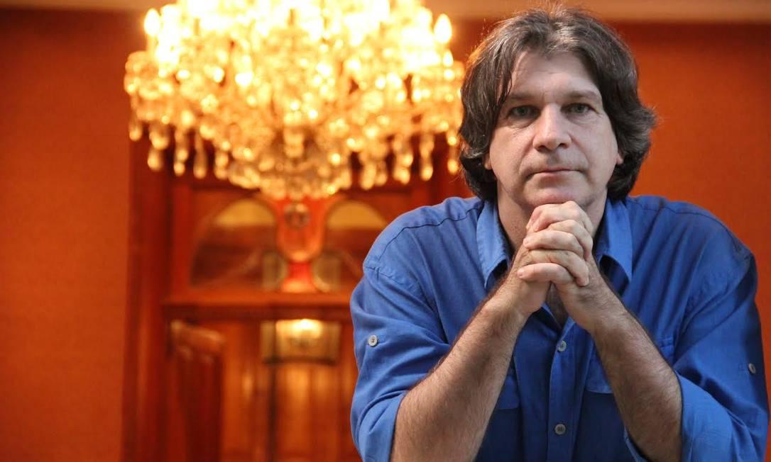 GG exclusiva Poeta Sady Bianchin Foto: 'Você viu o Sady?': uma frase comum de ser eacutada pela noite e pelos eventos culturais no Rio da década de 1990 / Divulgação