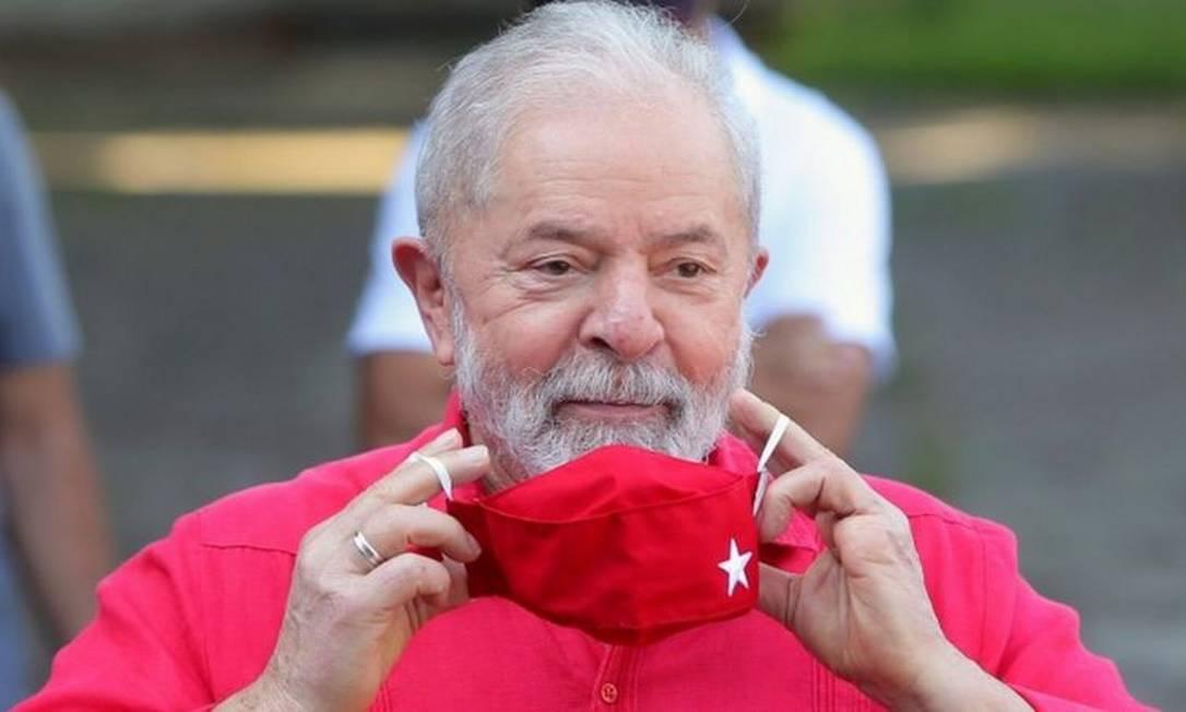 Ex-presidente Luiz Inácio Lula da Silva Foto: Reuters