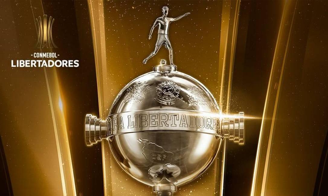 Conmebol confirma horário da decisão da Libertadores Foto: Divulgação/Conmebol