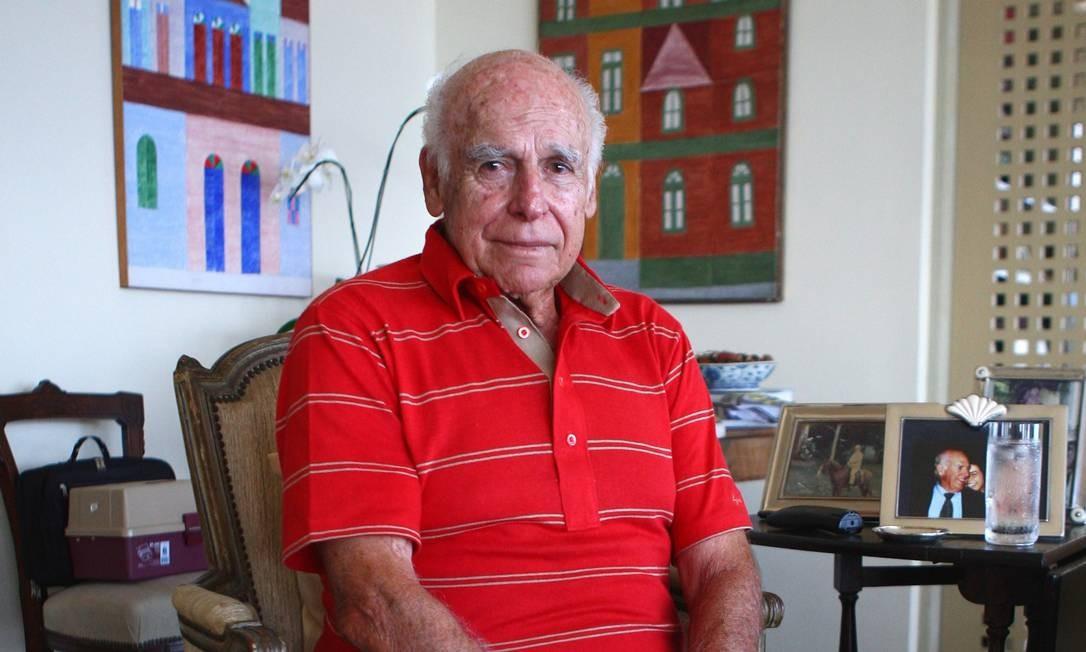 Antônio Carlos de Almeida Braga Foto: Ivo Gonzalez / Agência O Globo/10-03-2010