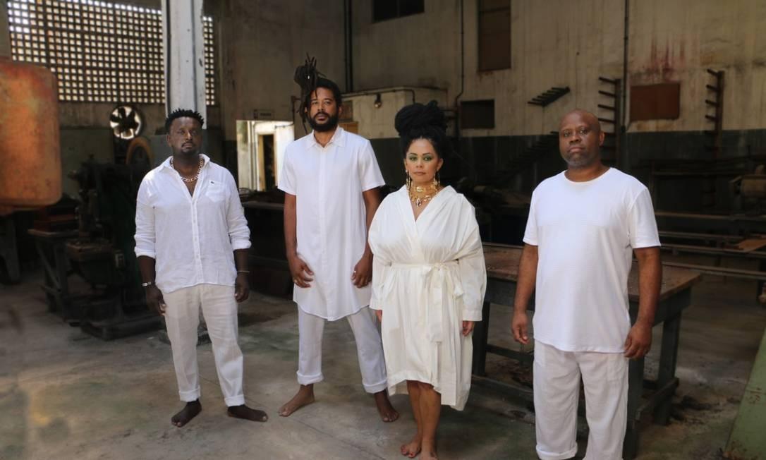 Projeto Cultural Awurê estreia em álbum com canções inéditas Foto: Divulgação/Leandro Cunha