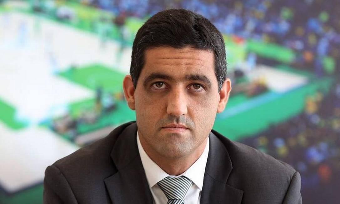 Luiz Mello, novo CEO do Vasco, foi presidente da APFut Foto: Divulgação/Ministério do Esporte