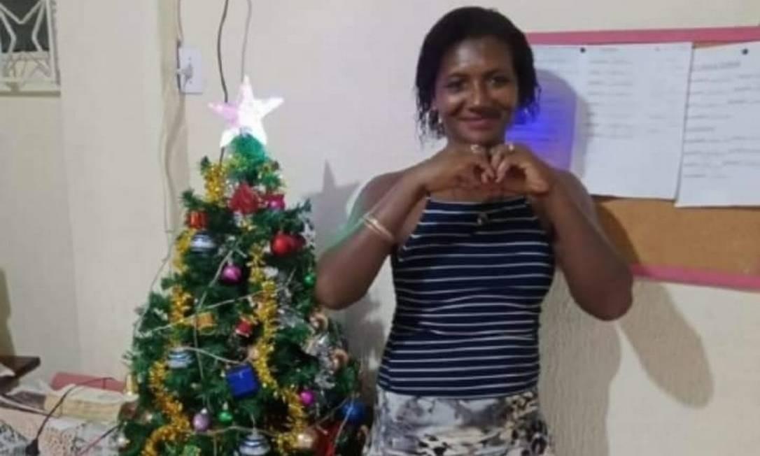 Cláudia Cristina dos Santos Sacramento tinha 46 anos Foto: Facebook / Reprodução
