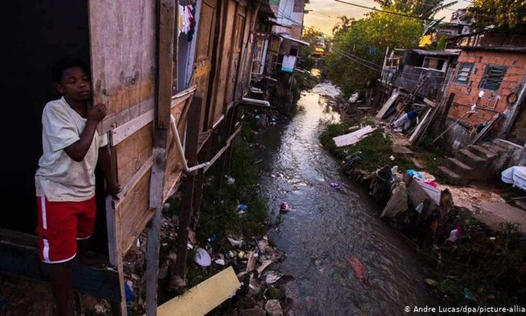Segunda onda da covid-19 deve tornar cenário ainda mais difícil para famílias pobres Foto: Andre Lucas