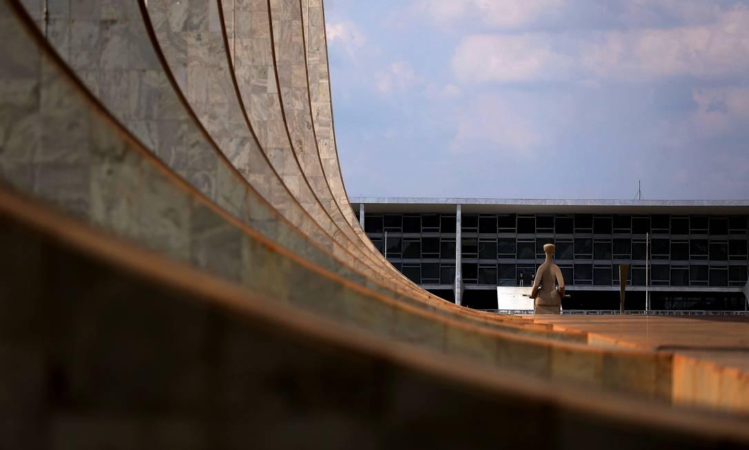 O Supremo Tribunal Federal (STF) Foto: Jorge William / Agência O Globo
