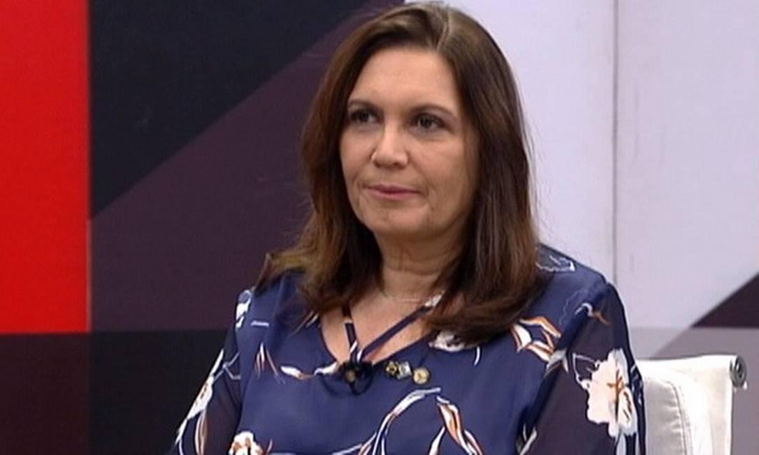 A deputada federal Bia Kicis (PSL-DF) Foto: Arquivo O Globo