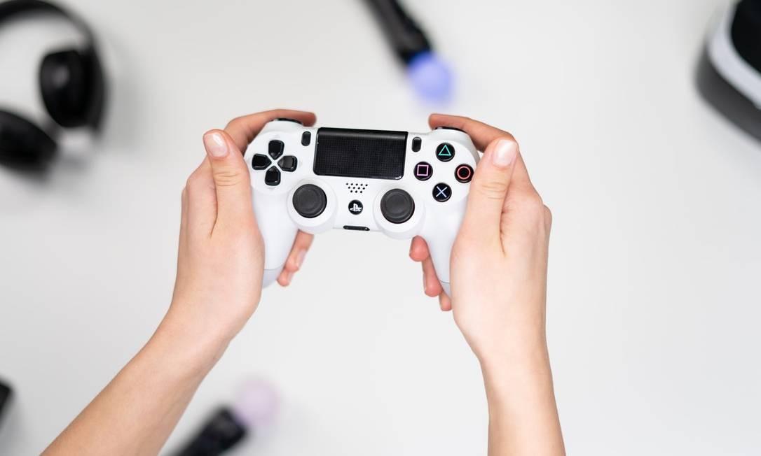 Videogame está com desconto de 10% Foto: Pexels