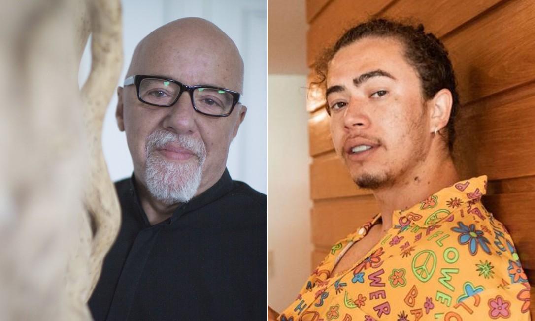Além de Paulo Coelho e Whindersson, Marília Mendonça e Bruno Gagliasso foram alguns dos que participaram da campanha Foto: Reprodução