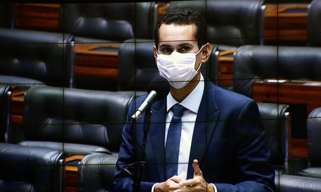 Deputado Domingos Neto (PSD-CE), relator do Orçamento de 2020 Foto: Agência Câmara dez/2020