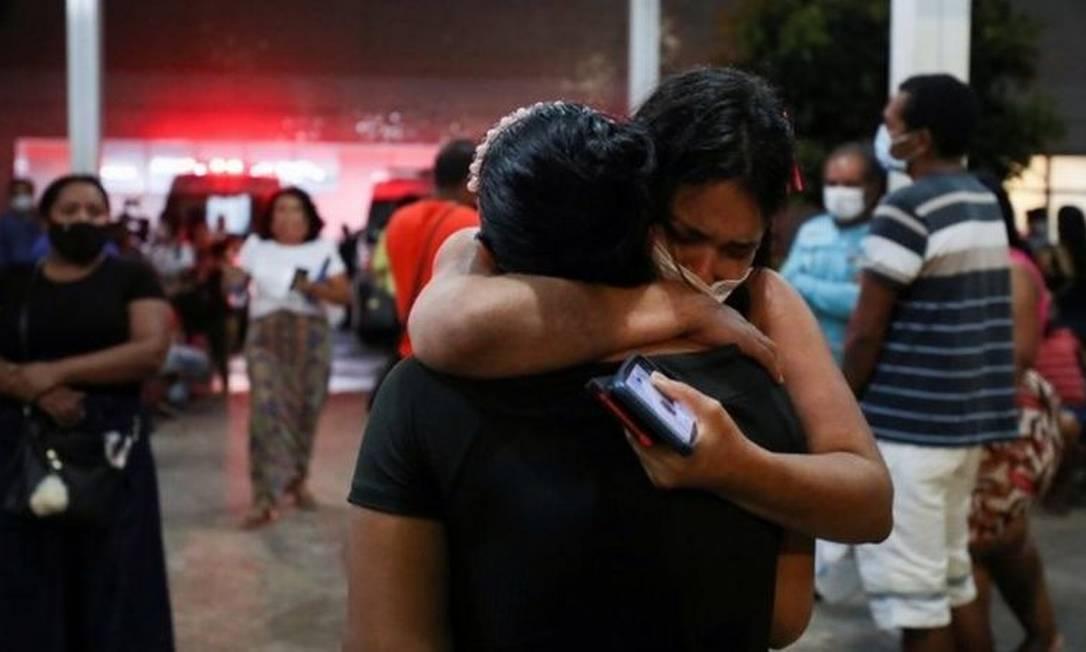 Número de casos e mortos subiu muito em Manaus nos últimos dias Foto: Reuters