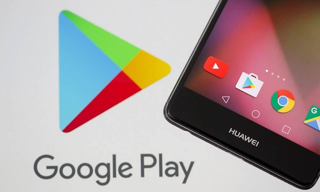 Google Play: loja de apps do Android é novo alvo dos procuradores americanos, dizem fontes Foto: DADO RUVIC / REUTERS