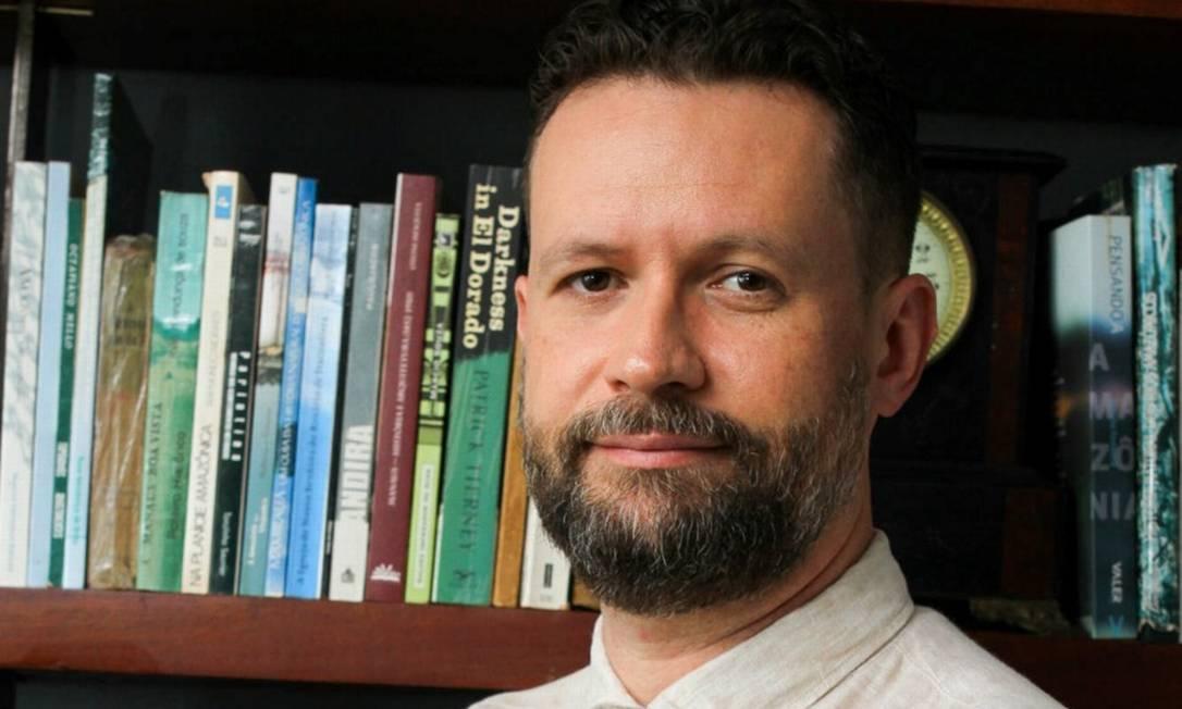 O médico infectologista Marcus Lacerda Foto: Lucas Silva