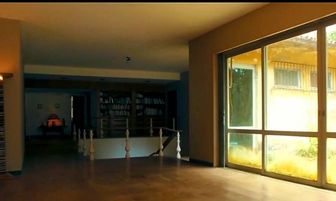 Casa é um refúgio para quem busca tranquilidade sem abandonar a capital fluminense Foto: Divulgação