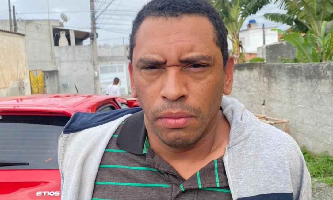 Rafael Santos Bellarmino foi preso em São Paulo Foto: Reprodução