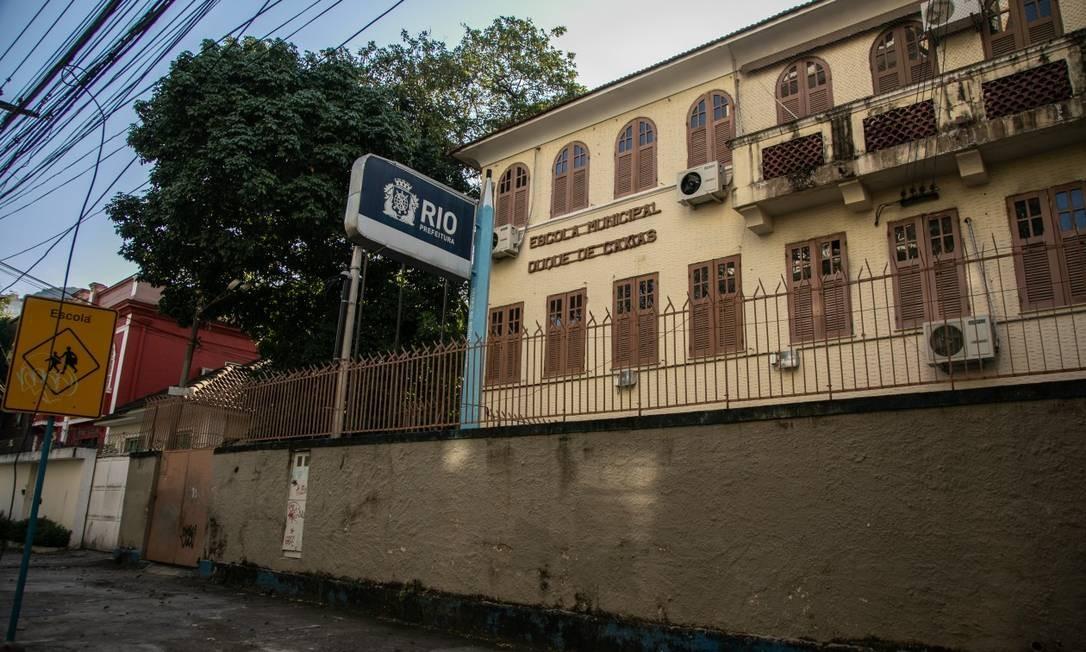 Prefeitura ainda estuda como será o plano de volta às aulas Foto: Brenno Carvalho em 6-7-2020 / Agência O Globo