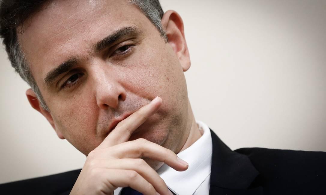 Pacheco critica 'aura de heroísmo' da Lava-Jato e promete independência em relação ao governo - Jornal O Globo