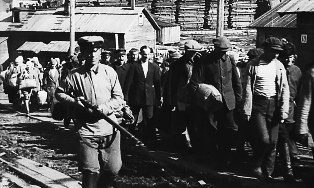 Cena de 'Gulag, a história dos campos de concentração soviéticos' Foto: Divulgação/Curta!ON