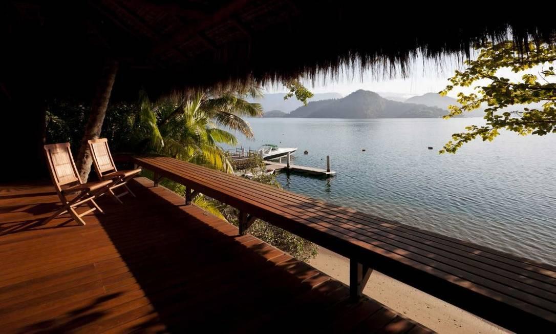 Alguns potenciais compradores europeus já manifestaram interesse em comprar a ilha Foto: Divulgação / Real Estate Brazil