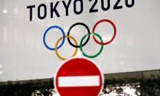 A pandemia de coronavírus é o obstáculo para a realização dos Jogos de Tóquio Foto: Issei Kato / REUTERS