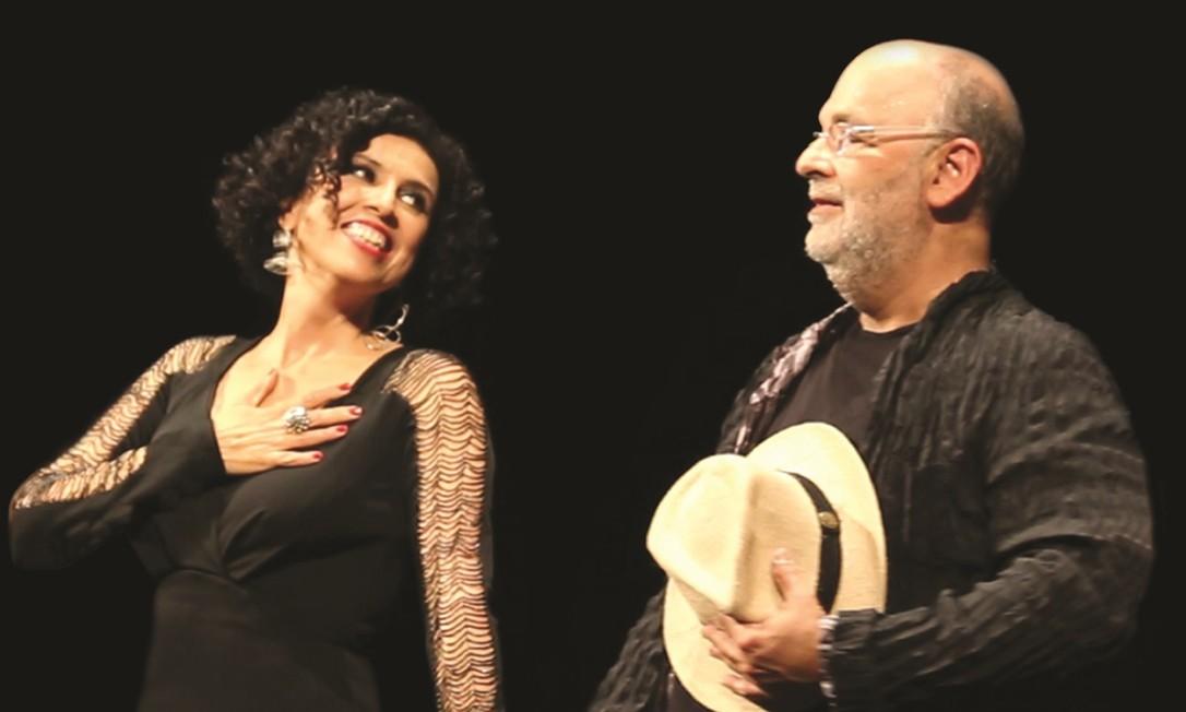 Paula e Jaques Morelenbaum receberão time de convidados remotamente, como Marcos Valle e Maria Luiza Jobim Foto: Divulgação