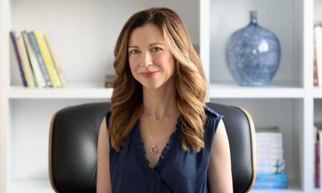 """A psicóloga americana Lori Gottlieb, autora de """"Talvez você deva conversar com alguém"""" (Vestígio) Foto: Rohina Hoffman / Divulgação"""