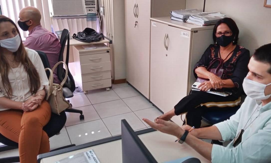 Equipes do Conselho Regional de Enfermagem do Rio e da Polícia Civil vão trocar dados sobre vacinados para evitar fraudes Foto: Divulgação