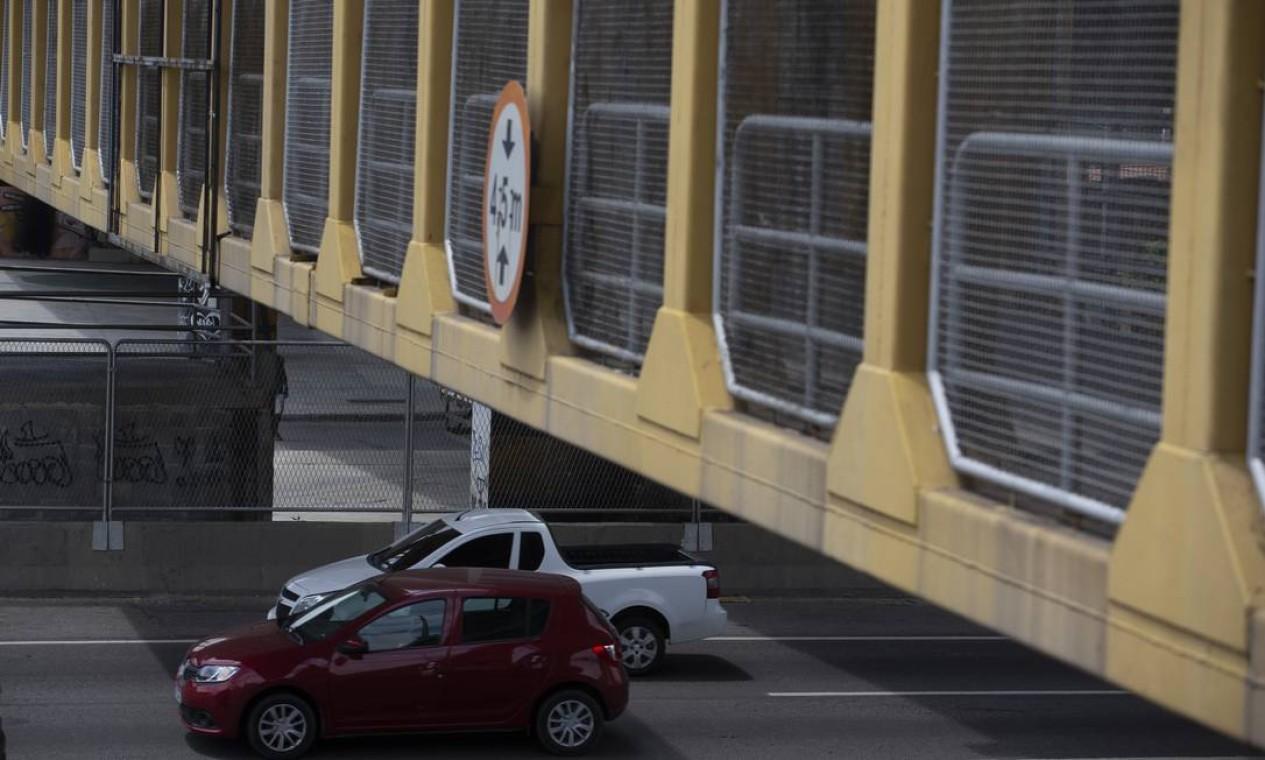 Estudos da prefeitura na gestão de Crivella indicariam que a tarifa ideal seria de R$ 4,30 em sentido único Foto: Márcia Foletto / Agência O Globo