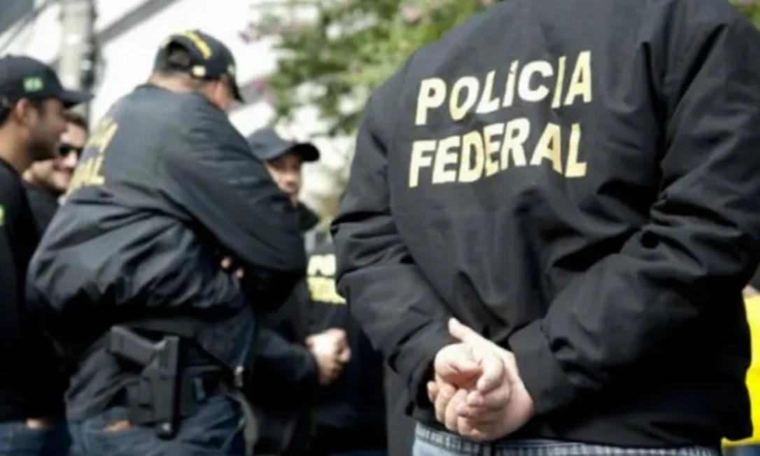 Agentes da Polícia Federal Foto: Marcelo Camargo/Agência Brasil