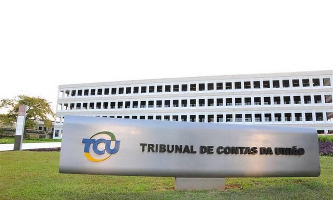 TCU é um dos órgãos que investiga a atuação do governo federal durante a epidemia de Covid-19 Foto: Divulgação