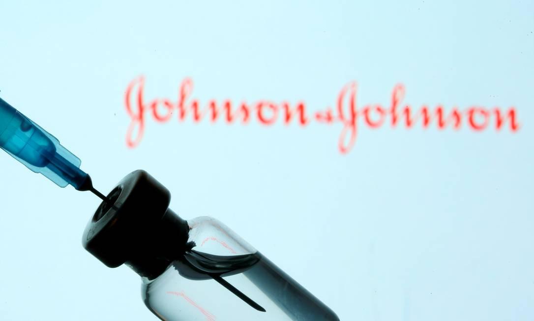Vacina contra Covid-19 da Johnson & Johnson Foto: Dado Ruvic / REUTERS