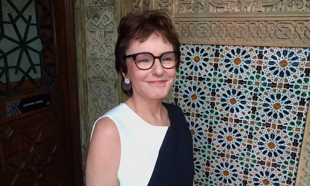 A pesquisadora Beatriz Grinsztejn, uma das líderes do estudo global da vacina de Janssen/Johnson & Johnson Foto: Arquivo pessoal
