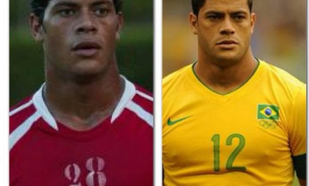 Hulk anunciado nesta sexta-feira pelo Atlético-MG tem passagens por diversos clubes do Brasil e do exterior Foto: Reprodução Instagram