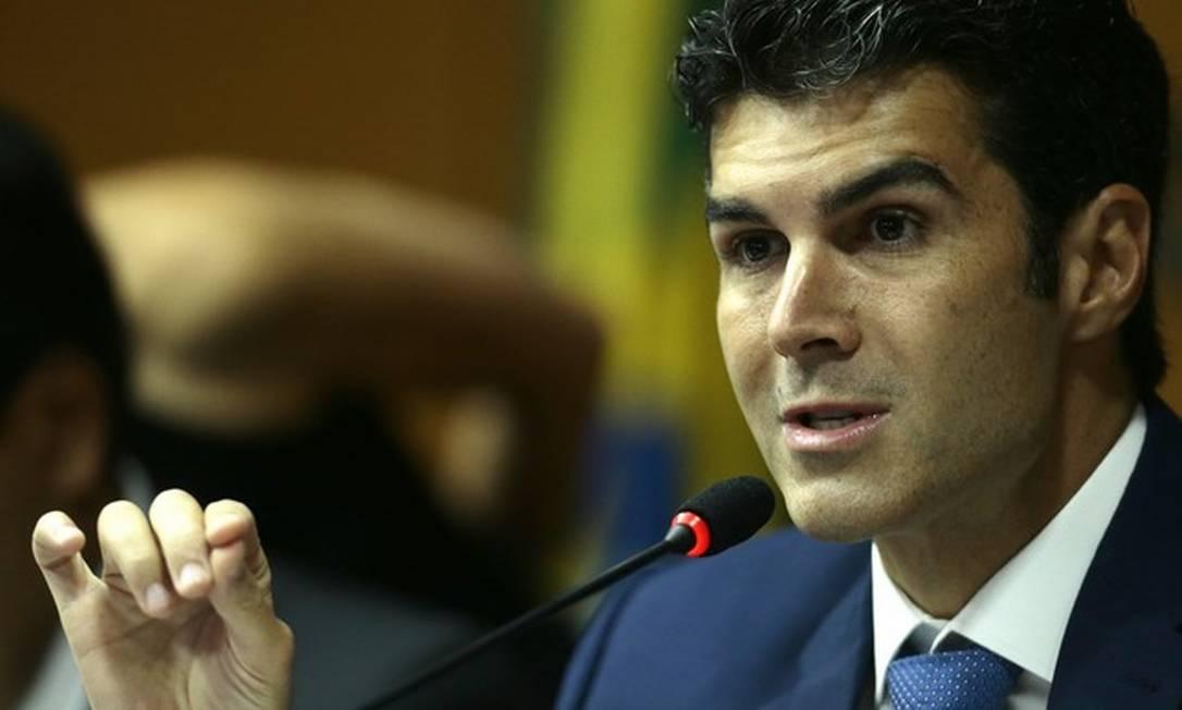 O governador do Pará, Helder Barbalho Foto: Agência O GLOBO
