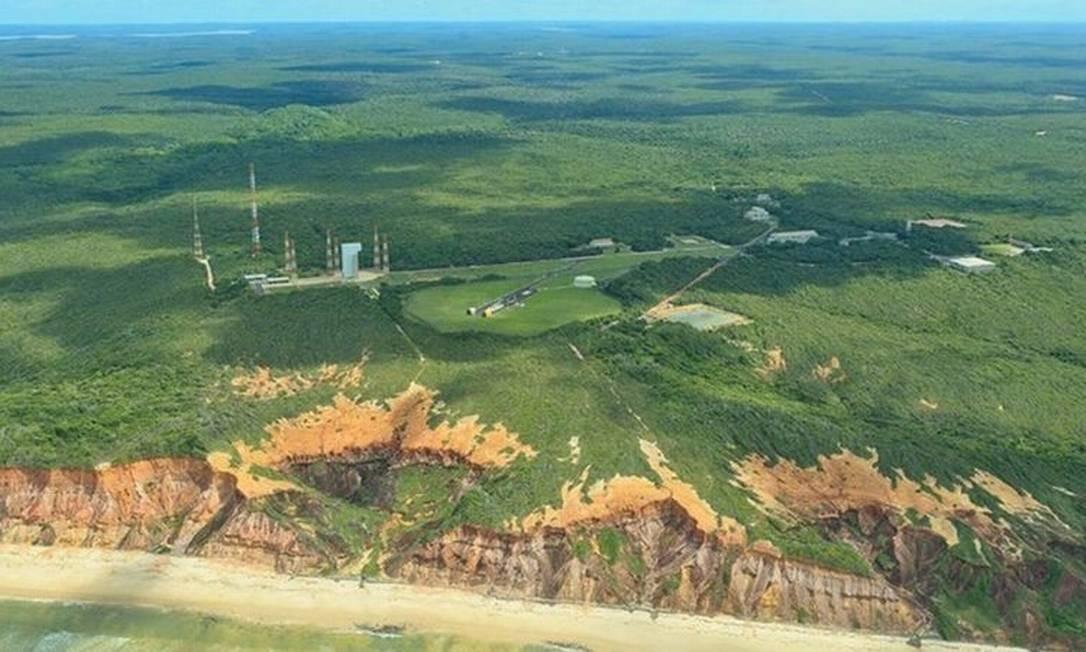 O Brasil diz pretender 'tornar o Centro Espacial de Alcântara, no Maranhão, competitivo mundialmente e um grande atrativo de recursos para o Brasil no setor espacial'. Foto: Ministério da Defesa