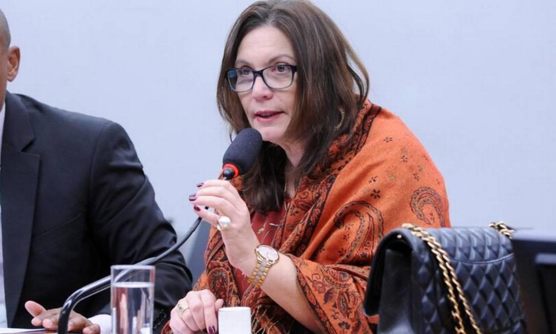 Deputada federal Bia Kicis Foto: Cleia Viana/Câmara dos Deputado