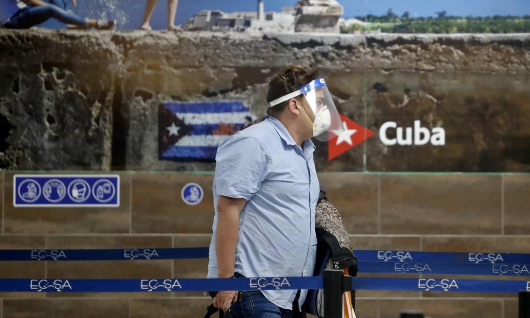 Turistas que visitarem Cuba poderão tomar vacina contra Covid-19 Foto: Getty Images