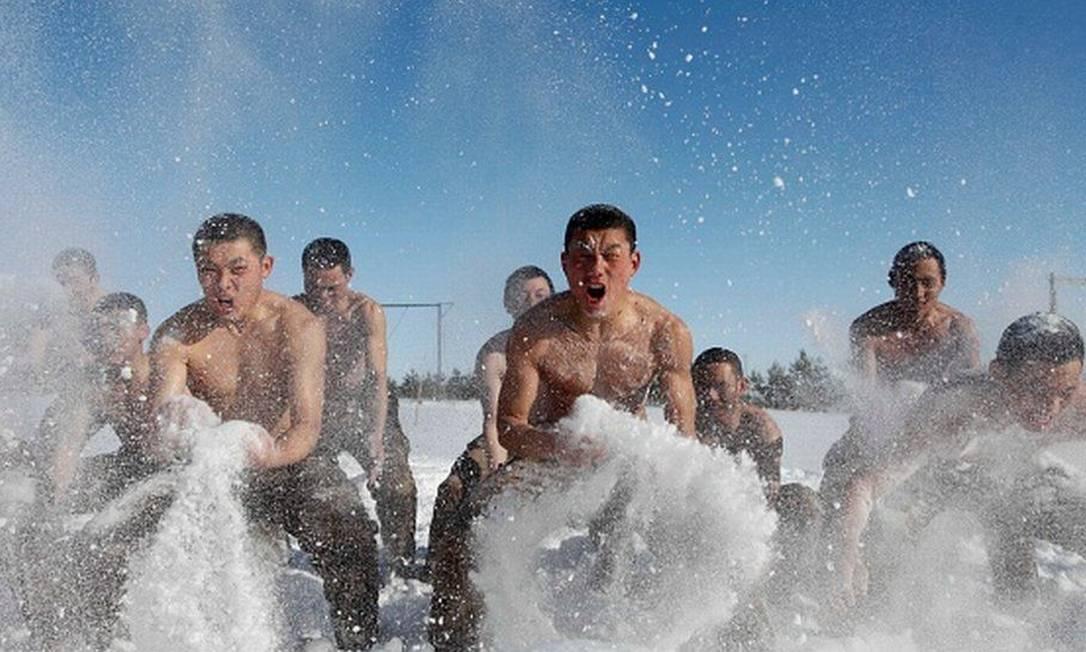 Movimento na China quer 'cultivar masculinidade' de jovens do sexo masculino Foto: Getty Images
