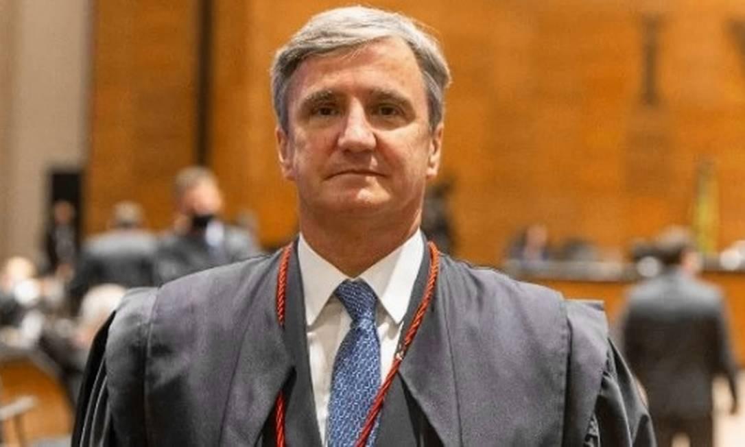 O desembargador Henrique Carlos de Andrade Figueira, presidente do TJ-RJ Foto: Divulgação