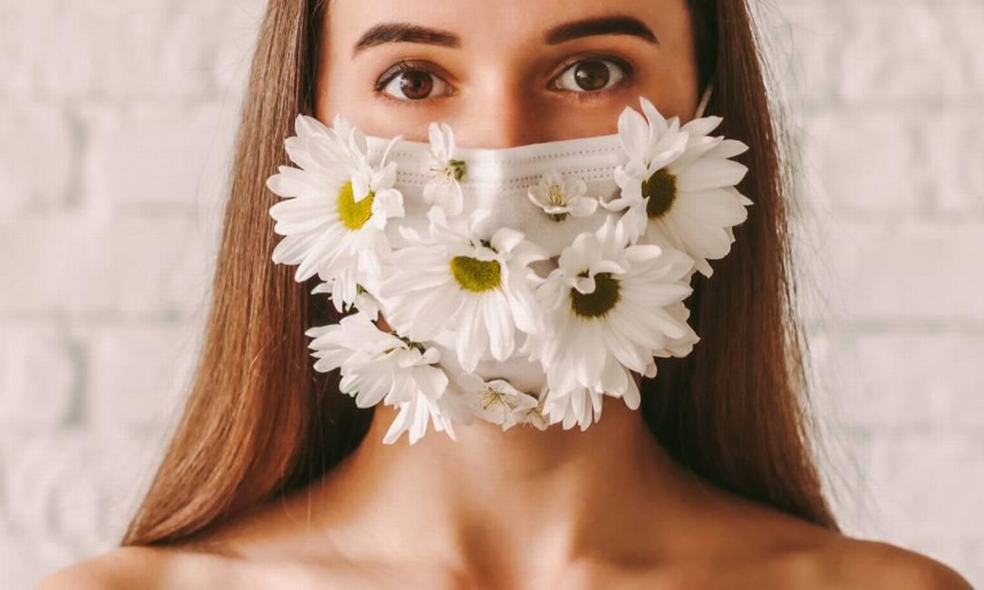 À flor da pele: resultado de quase um ano de pandemia Foto: Shutterstock